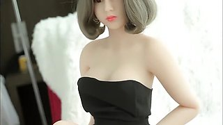 ESDoll 158cm Small Breast Sex Love Doll