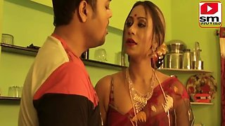 Busty indian tutor fucked by her student