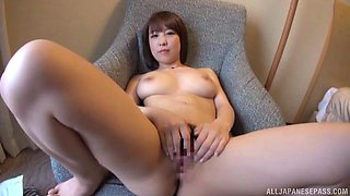 Hot ass Japanese amateur spreads her legs and fingers orgasmic clit