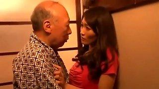 Grandfather Seducing His Daughter in Law