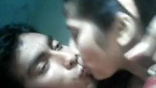 Desi Gf With Delicious Big Boobs Sucked - Dont Miss