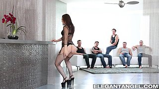 Fabulous Sex Scene Double Penetration Exclusive Only For You With Aidra Fox