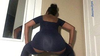 NellyCantSay sexy dance