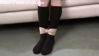 japanese sock bondage