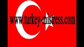 Turkish Mistress dominate and humiliate slaves