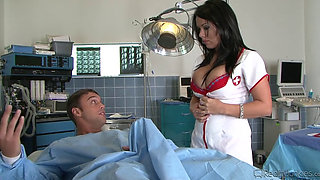 Sienna West is a Nurse