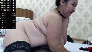 Chubby Asian Granny Zulfia