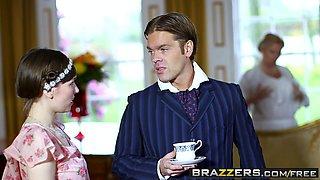 Brazzers - Baby Got Boobs - Erica Fontes Ryan Ryder - Downton Grabby 2