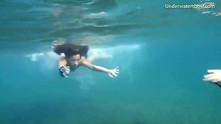 Underwater Deep Sea Adventures Naked