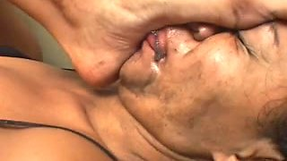 Impure feet humiliation - foot fetish lesbos