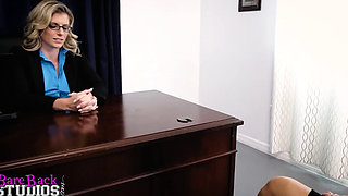 Ivy Rose in Family Therapy