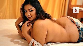 Busty BBW Indian Babe Puja 1