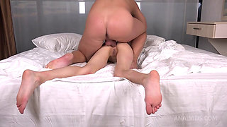 First Anal Casting For Goldie Small
