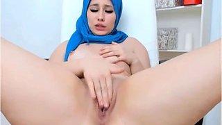 Phat ass arab. webcam