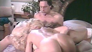Nina Hartley, Megan Leigh And Randy Spears - Retro Usa 718 80s