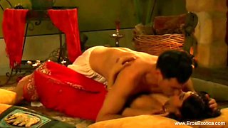 An Erotic Cock Massage Session