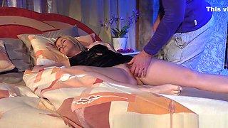 Horny Homemade clip with Big Dick, Creampie scenes