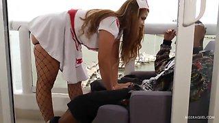 Miss Raquel In Is A Nurse