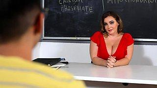 Naughty America - Natasha Nice teaches how to fuck