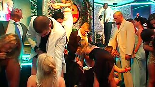 Bride is fucking at the wedding after party