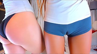 Lesbian Teens Licking Pussy And Riding Dildos