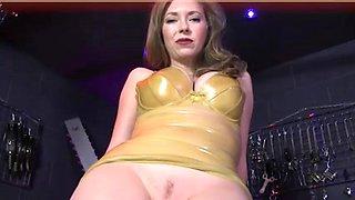 female-dominant seduces u into cumming