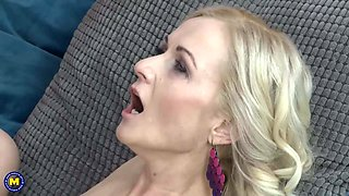 Moms go crazy about taboo home sex