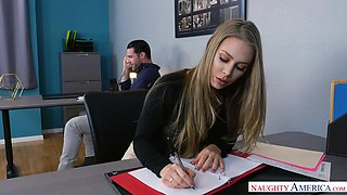 Nicole Aniston - naughtyoffice
