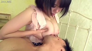 Japanese huge natural tits &#39rookie debut super milk first take j cup&#39