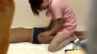 JAPANESE  MASSAGE--HIDDEN CAM