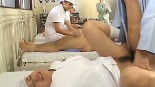 Deep pleasuring for horny preggo