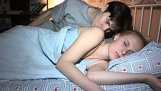 Sassy brunette doll Cassidy Klein gapes all the way