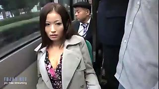 Japanese bus uncensored