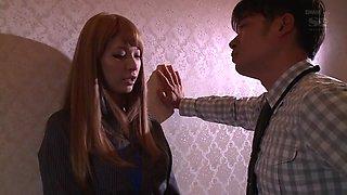 Fabulous Japanese girl Tia Bejean in Hottest JAV censored Fingering, Big Tits video