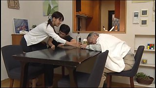 Grandpa commits a young bride ③