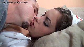 Nurse chloroformed &amp kissed