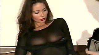 Veronika Zemanova - Handjob