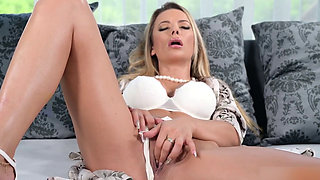 DP Gangbang With Busty Housewife