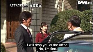 RBD-707: The Boss's Daughter - Kaho Kasumi