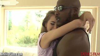 Wesley Pipes And Riley Reid - Begs Dad To Meet His Black Friend