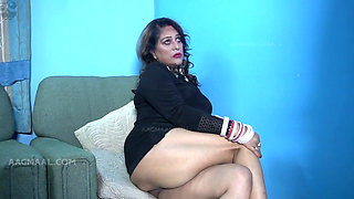 Indian Erotic Short Film Behind the Scene Footage of Sheela's Driver Uncensored