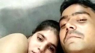 Bhabi with boyfriend