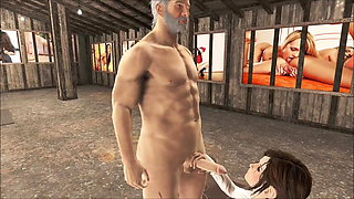 Fallout 4  perverted grandfather