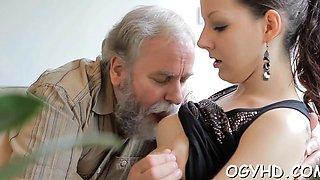 Aphrodisiac russian babe erotically teases