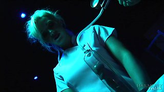 Dirty Dog & Robyn Truelove & Tily Hardy in Naughty Nurses Abuse Their Patient - KINK