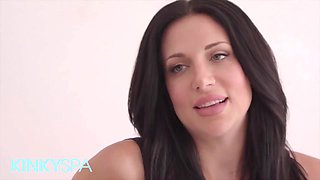 Masseur Cant Get Enough Of Amazing Jaclyn Taylor