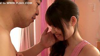 Best Japanese model Aika Yumeno in Horny JAV censored Swallow, Hairy video