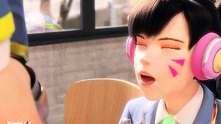 Fap Hero - New Game Challenge TRY NOT TO CUM Hentai 3D Girls