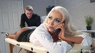 Busty Milf Sexiest Female Boss In The World - Nicolette Shea