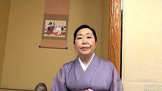 Japanese 81 Yrs Grandma Shiro Mika
